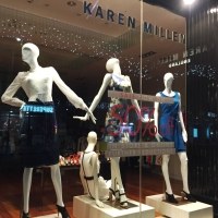 WINDOW SHOPPING – #Auckland | Newmarket- Nuffield street – January 2017