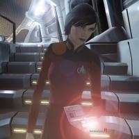 #COSPLAY | #StarTrekOnline – Cosplaying Star Trek- Next Generation women's Command Burgundy Uniform Jumpsuit….  How to get this look?