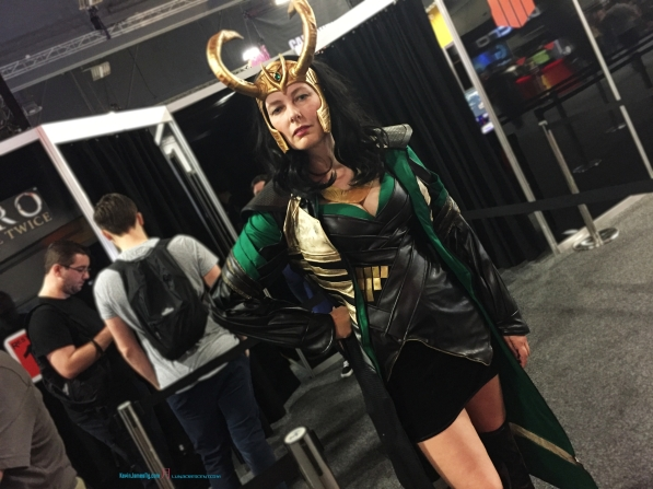 As theirs always a female Thor.. there's always a Female Loki..