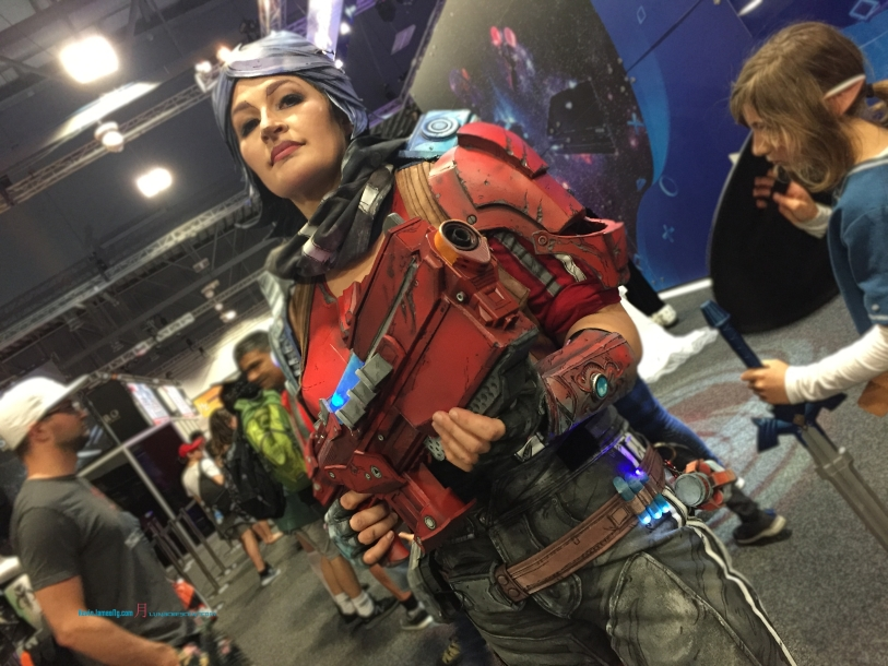 Gaming Cosplay is a constant in which one newly recently is Overwarch..