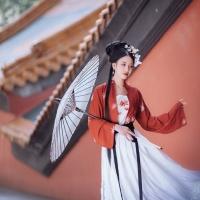 #漢服 #HanFu #HanDynastyClothing- #MingDynastyClothing | #FashionLookBook #HowtoWear | #襦裙 how wear  Waist #Ruqun ….