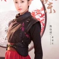 #漢服 #HanFu #HanDynastyClothing | #月上重火 #AndTheWinnerIsLove | #WuxiaRomance #RomanceDramaSeries -  Featuring #陳鈺琪  #ChenYuqi #罗云熙 #LouYunxi - Chong Xuezhi, a young mistress of Chonghuo Palace, leaves her home