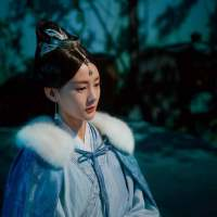 #漢服 #HanFu #HanDynastyClothing |#剑王朝 #SwordDynasty #Wuxia| the adventuring wardrobe of  #李一桐 #LiYitong  #剑王朝 #ZhangsunQianxue  ….
